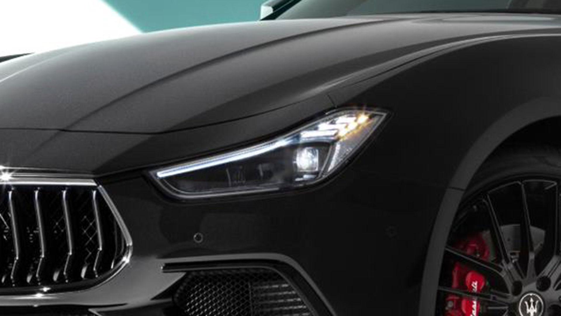 Maserati Ghibli - Adaptive Voll-LED Matrix Scheinwerfer