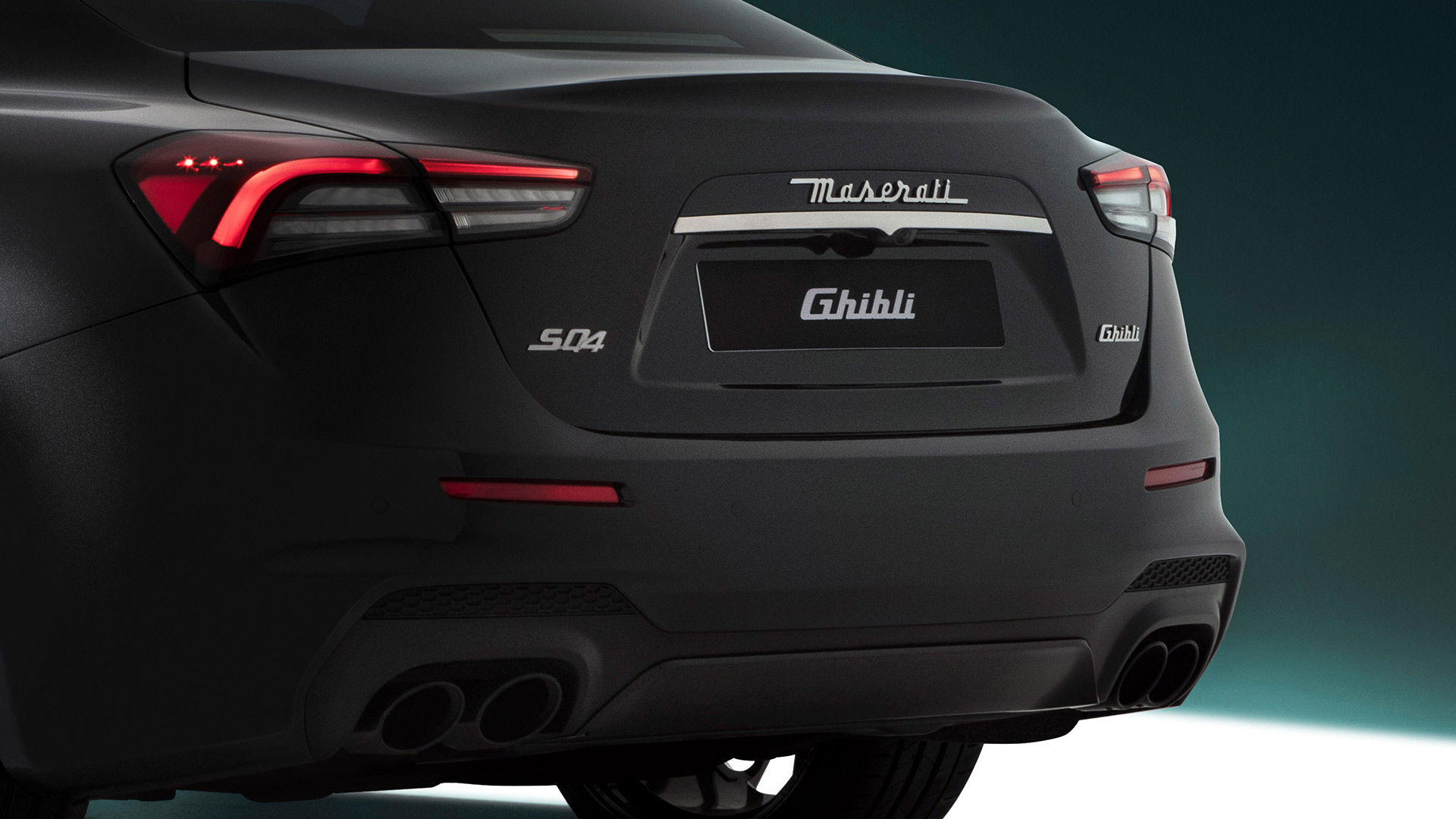 Maserati Ghibli - Intelligentes Allradsystem Q4 - SQ4