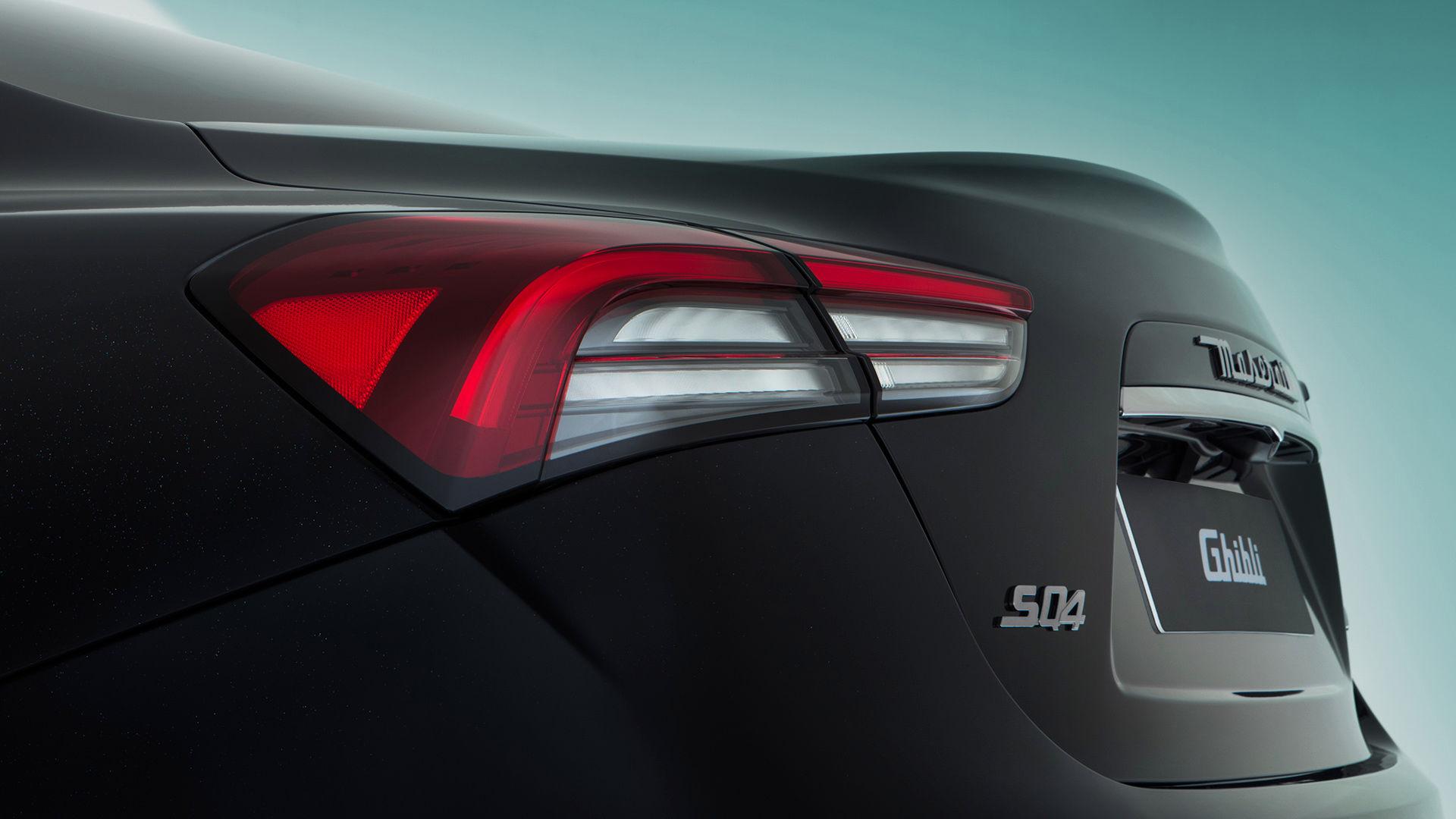 Maserati Ghibli - Design - Bremslicht