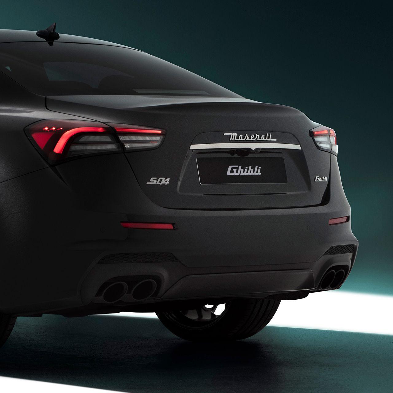 Maserati Ghibli - Intelligentes Allradsystem Q4