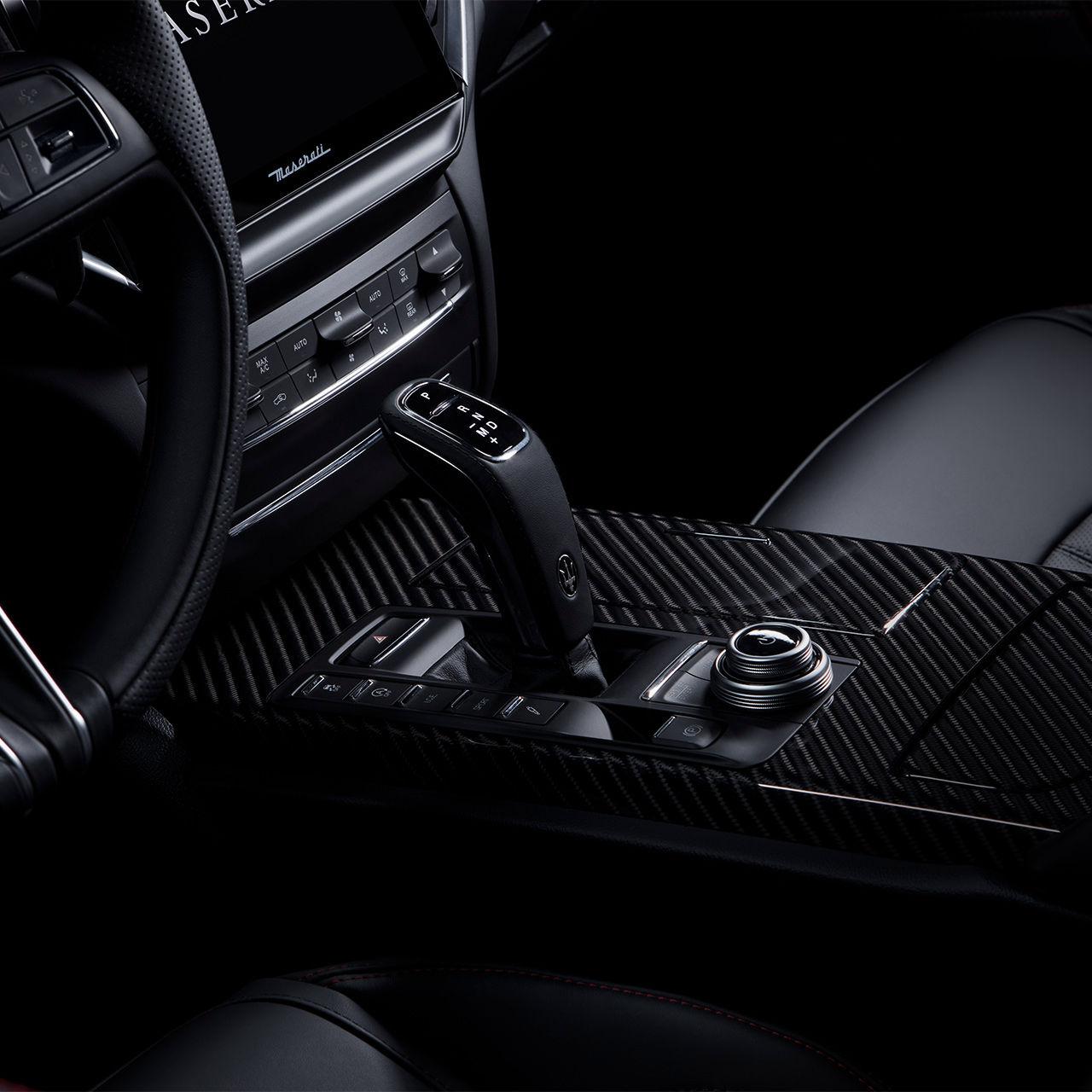 Maserati Ghibli - Leistung - Automatikgetriebe