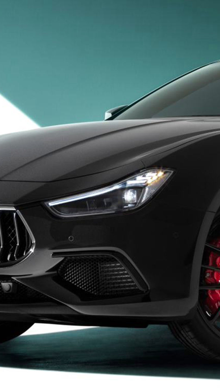 Maserati Ghibli - Voll LED Matrix Scheinwerfer