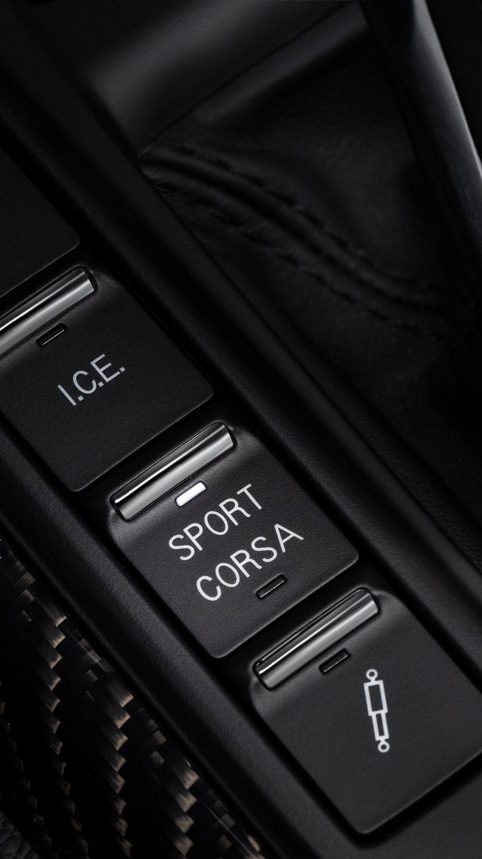 Maserati Trofeo - Fahrmodus Sport Corsa