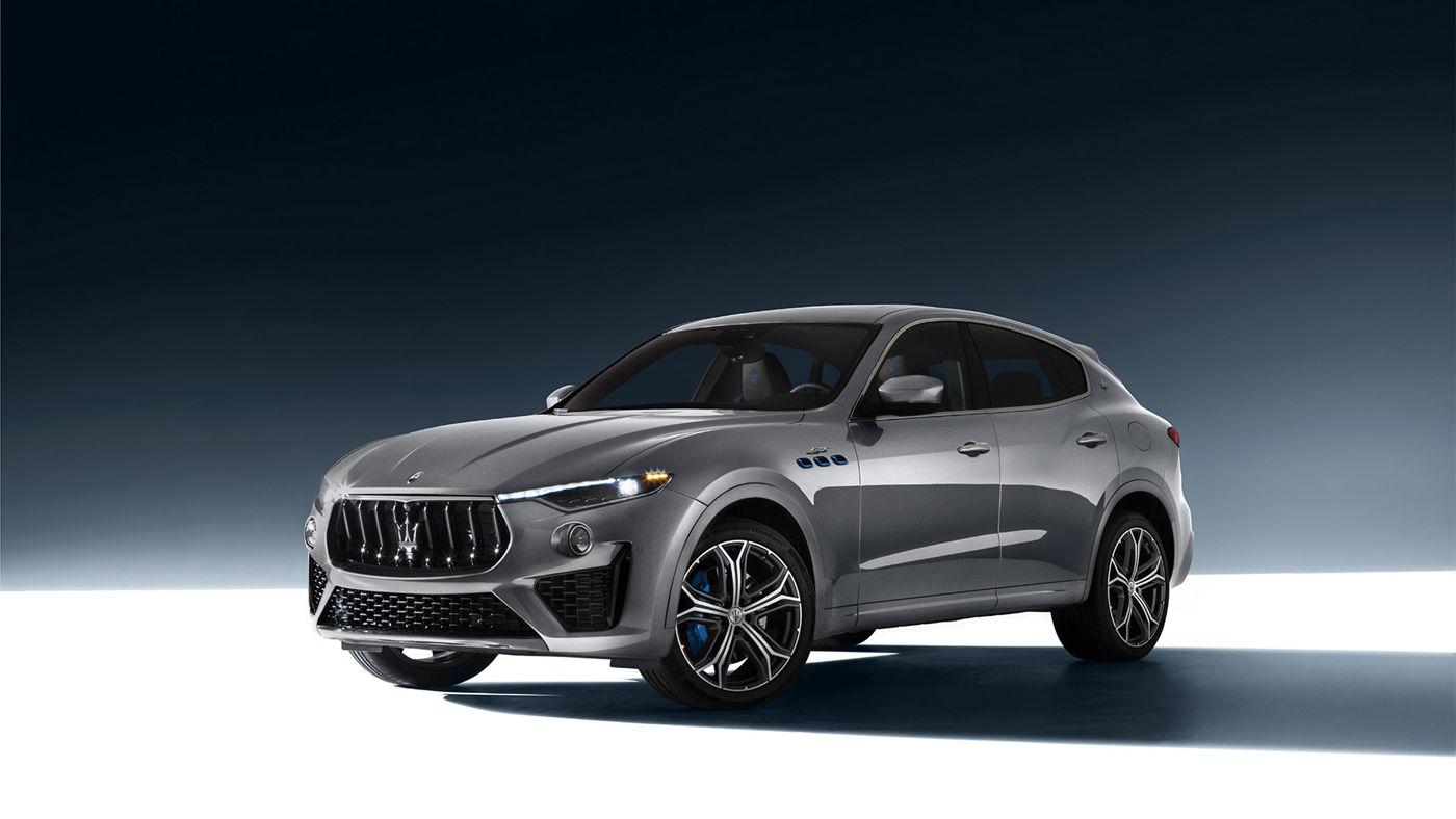 Maserati Levante MY21 Hybrid: MHEV-Technologie