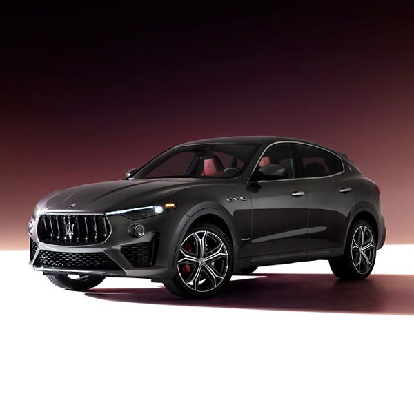 Maserati Levante Collection 2021: Frontansicht