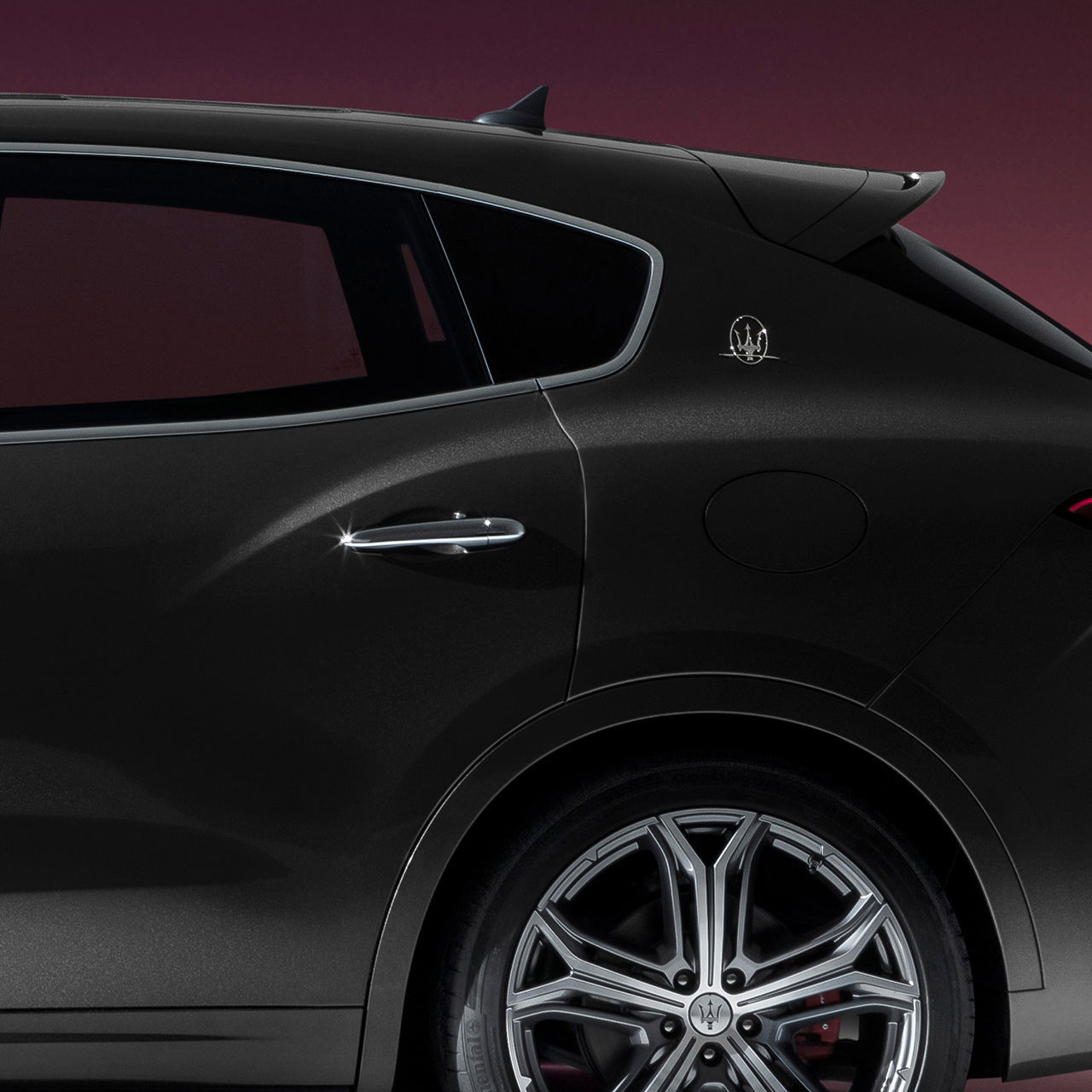 Maserati Levante - Soft-Close - Türgriff