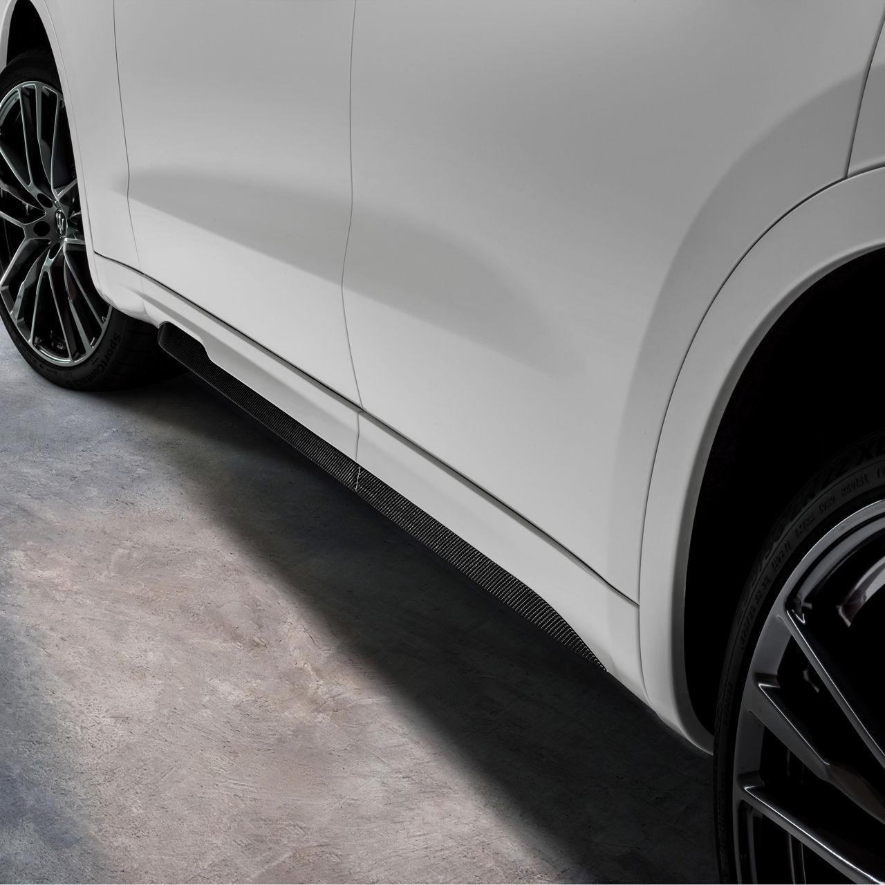 Maserati Levante Trofeo - Weiß - Geschwindigkeits-Design