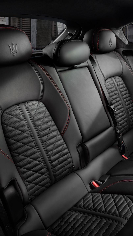 Maserati Levante Trofeo - Ledersitze - Interieur