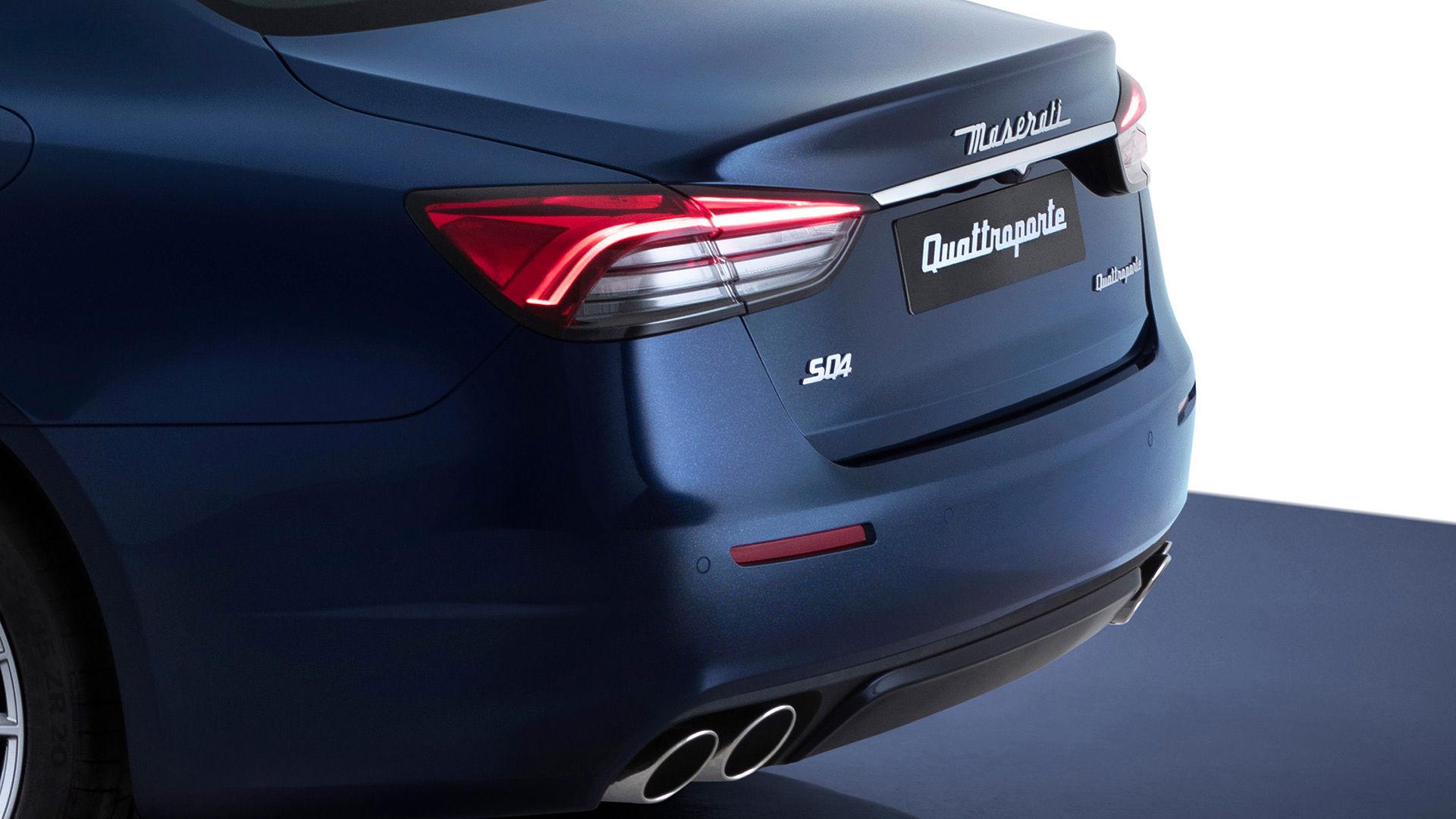 Maserati Quattroporte - Intelligentes Q4 Allradsystem