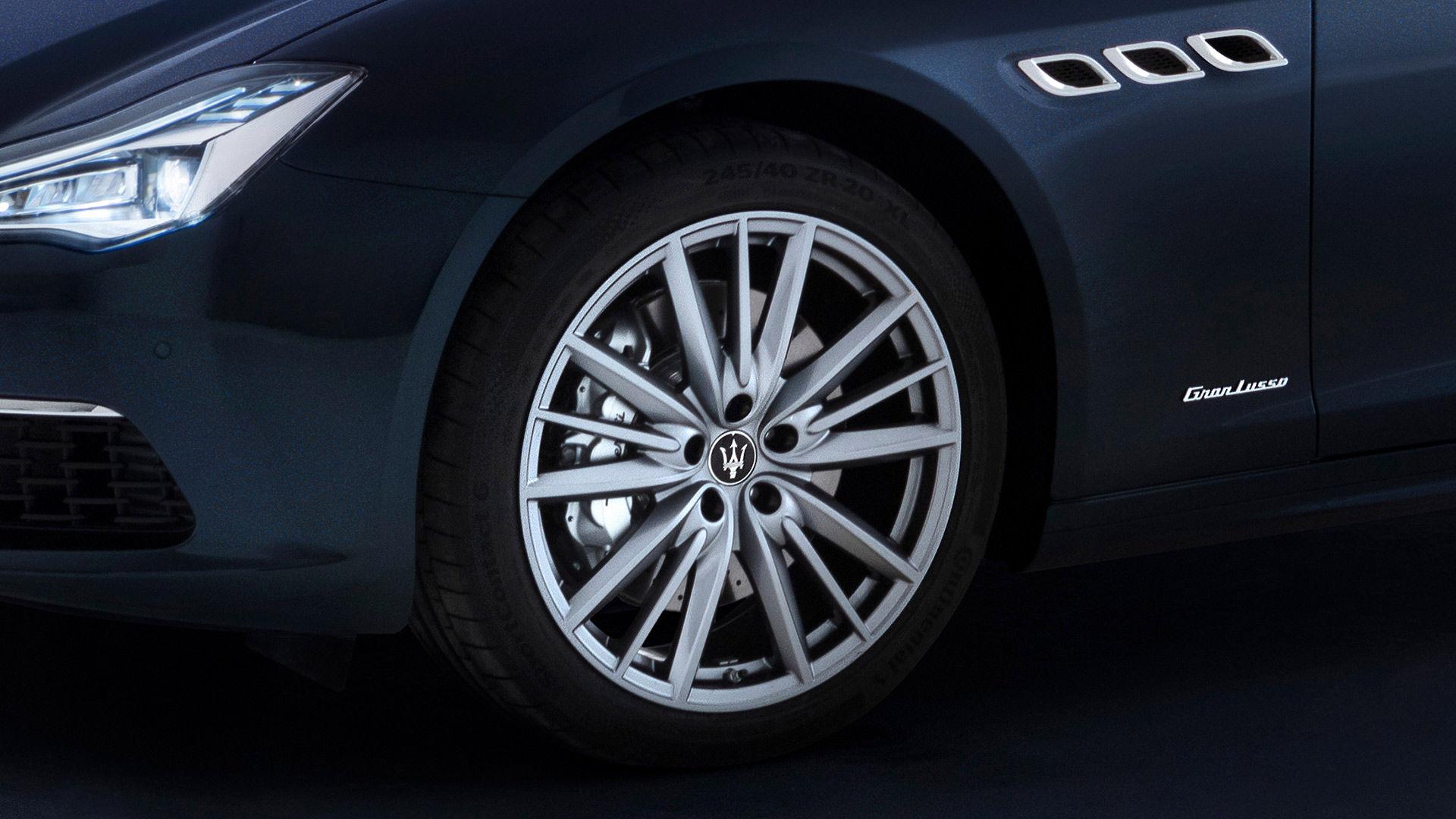 Maserati Quattroporte - Bremsen und Bremssättel