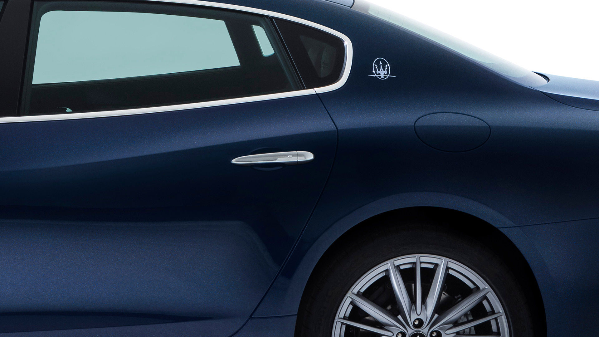 Maserati Quattroporte - Soft-Close-System - Türgriff