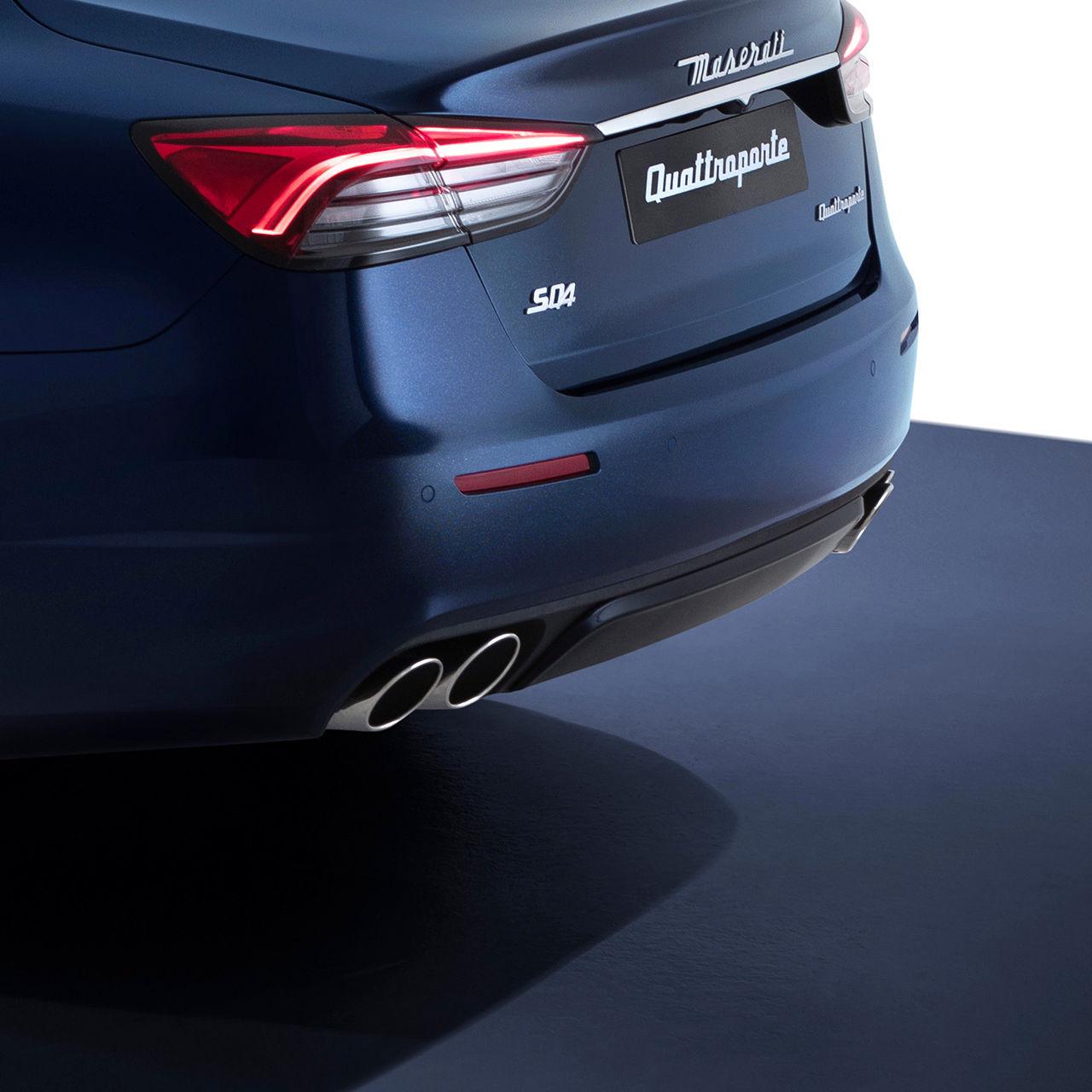 Maserati Quattroporte - Intelligentes Allradsystem Q4