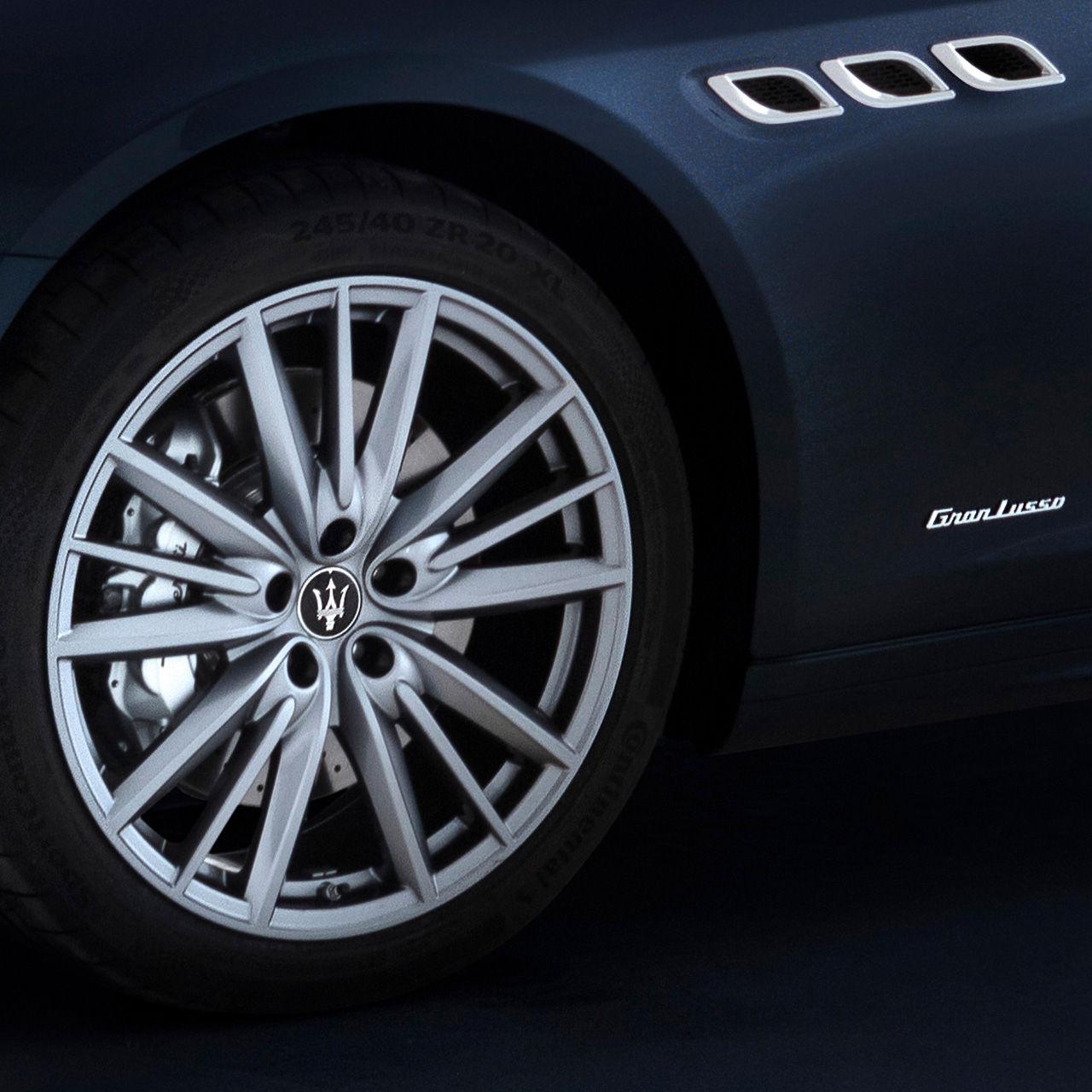 Maserati Quattroporte - Exterieur - Felge