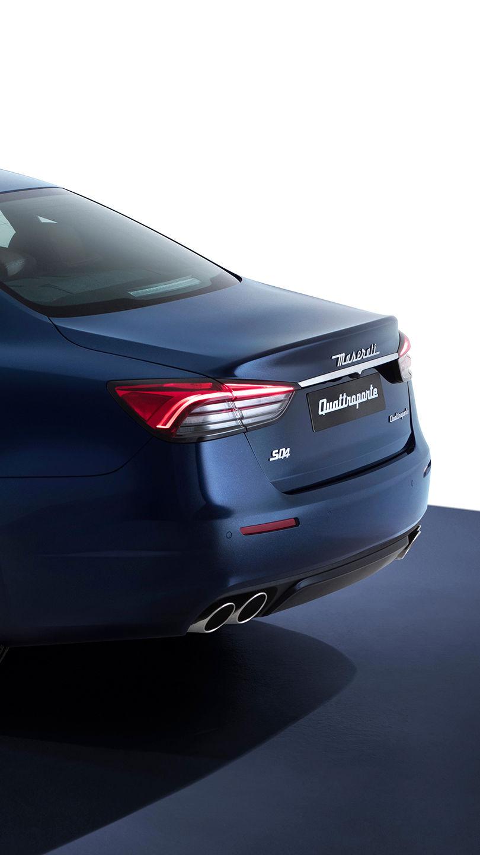 Maserati Quattroporte - Intelligentes Allradsystem Q4 - SQ4