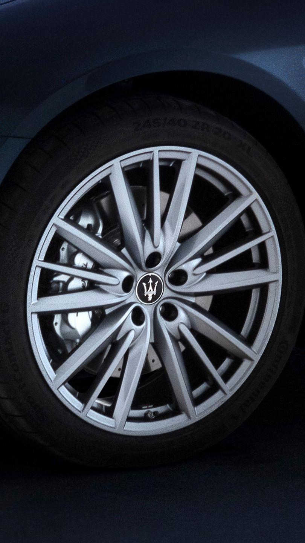Maserati Quattroporte - Brembo Bremsen
