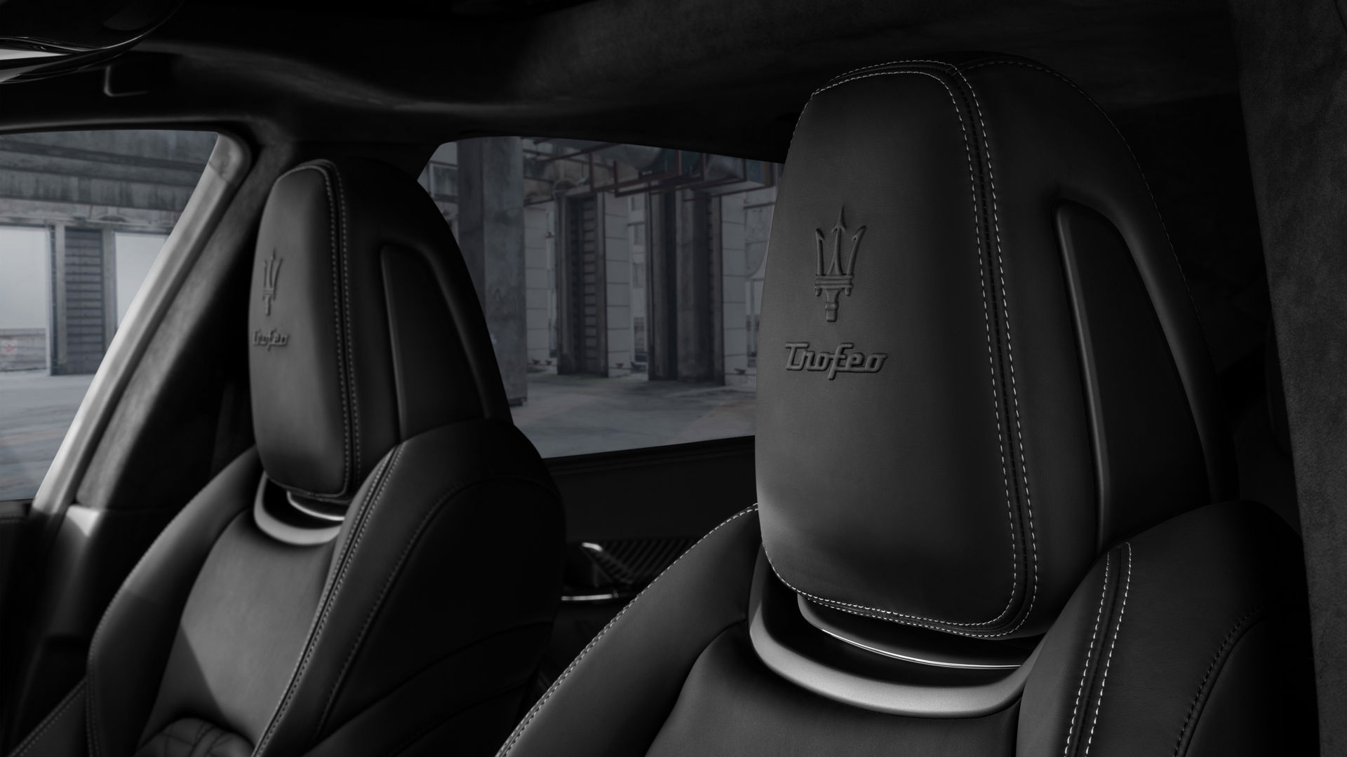 Maserati Quattroporte Trofeo - Komfort der Luxuslimousine