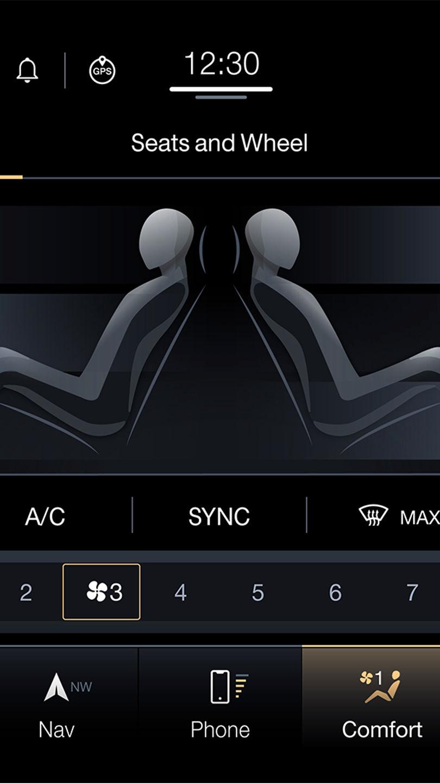 Maserati Klimaanlage - Komfort