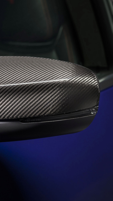 Maserati Ghibli Nerissimo - Seitenspiegel - Nerissimo Carbon Pakete