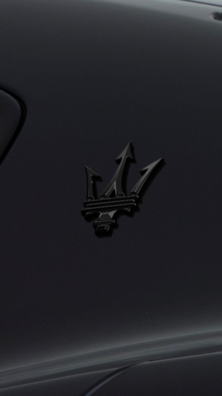 Maserati Ghibli - Geschichte - Dreizack Logo