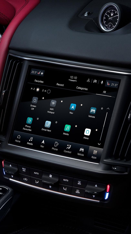Maserati Levante - Infotainment