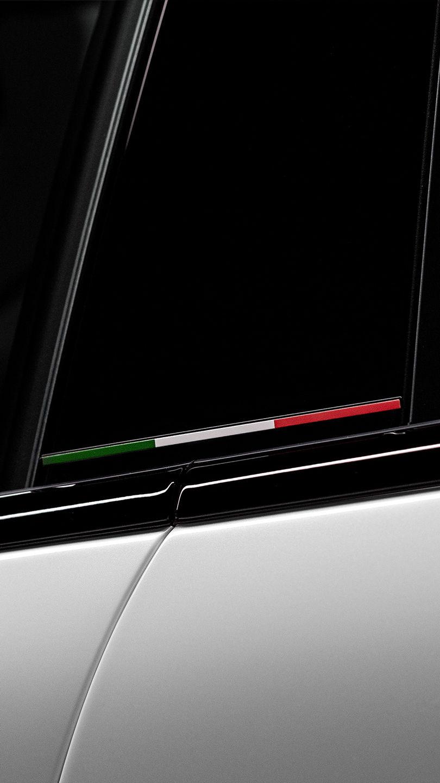 Maserati Levante Trofeo - Weiß - Tricolore