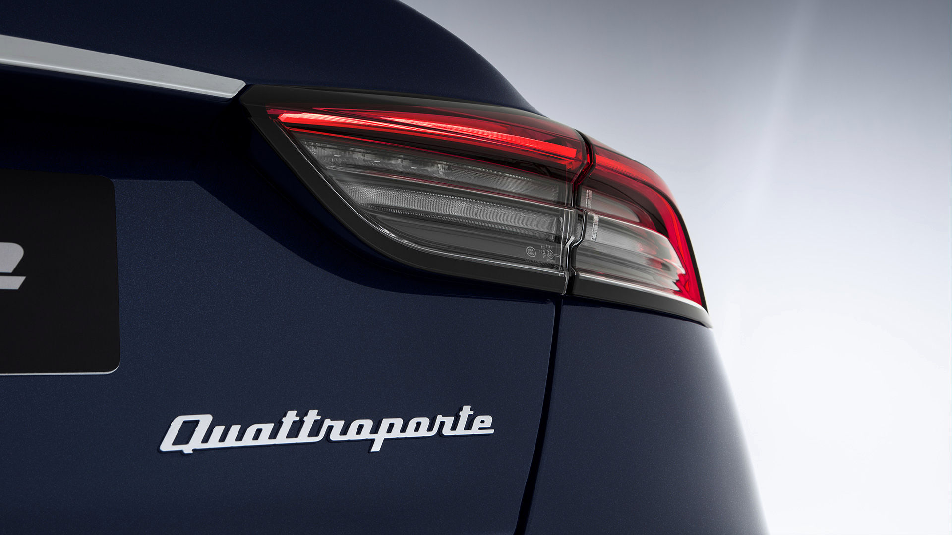Maserati Quattroporte - Bremslicht