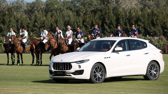 Dubai Polo Team wins the Maserati Bronze Cup at the 45th International Polo Tournament in Sotogrande