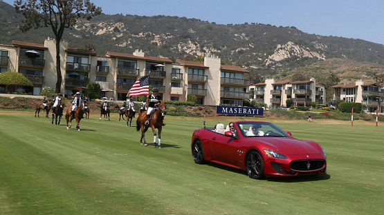 The prestigious USPA Maserati Silver Cup in Santa Barbara hosts the Maserati Polo Tour 2016