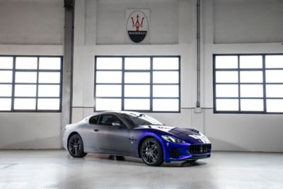 Maserati GranTurismo Zéda - Seitenansicht