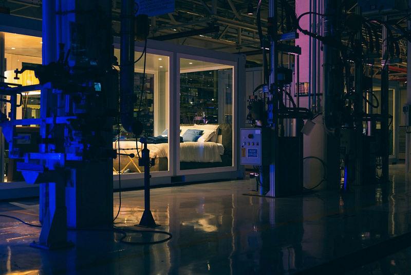 Eine Nacht im Maserati Werk Modena - 6
