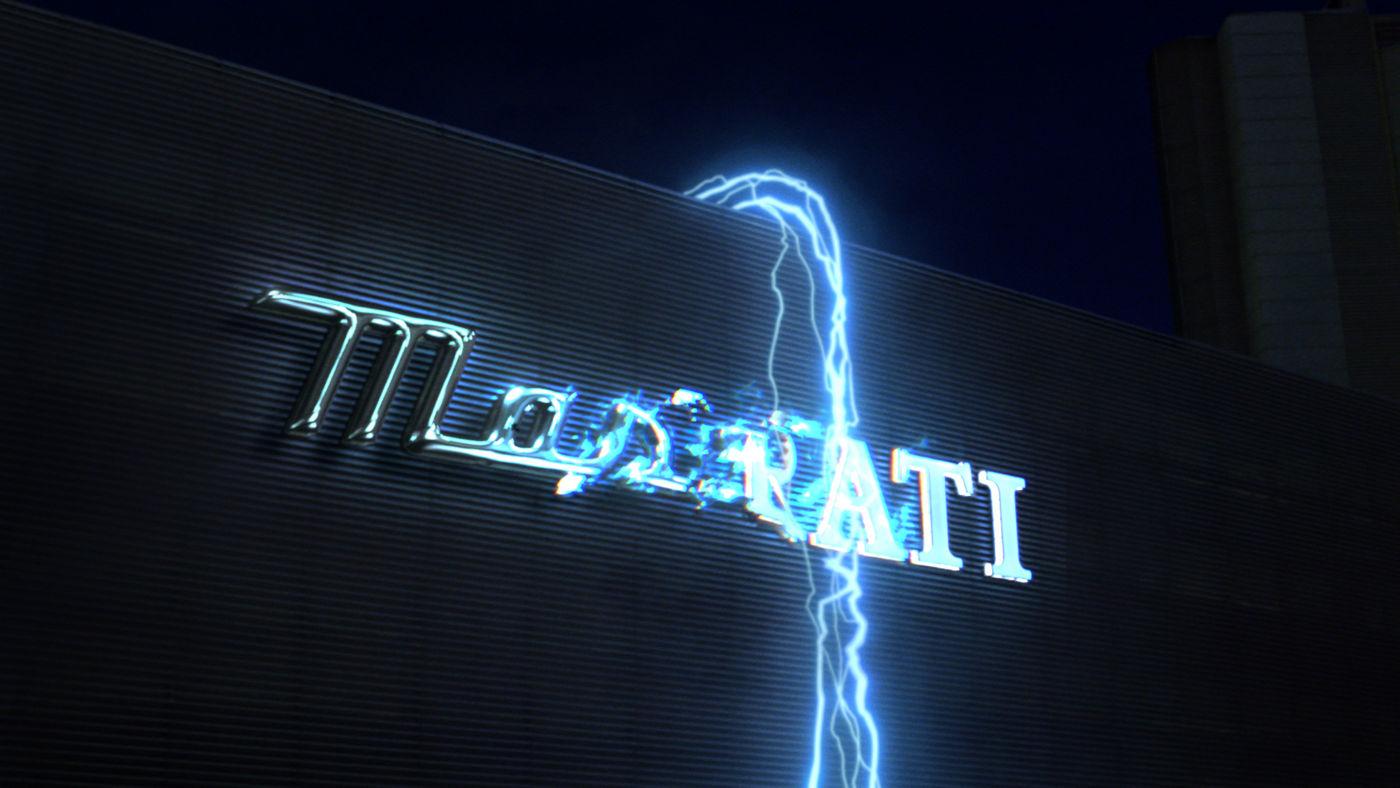 Maserati Logo - Die Enthüllung des Ghibli Hybrids