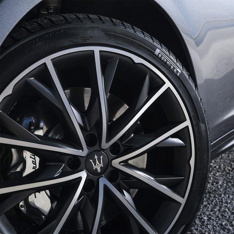 Neue Maserati Executive-Ausstattung für Ghibli Hybrid:  Felgen und Räder