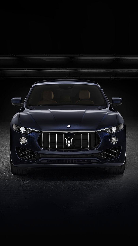 Maserati Levante 350 PS mit neuer Executive-Ausstattung für Geschäftskunden
