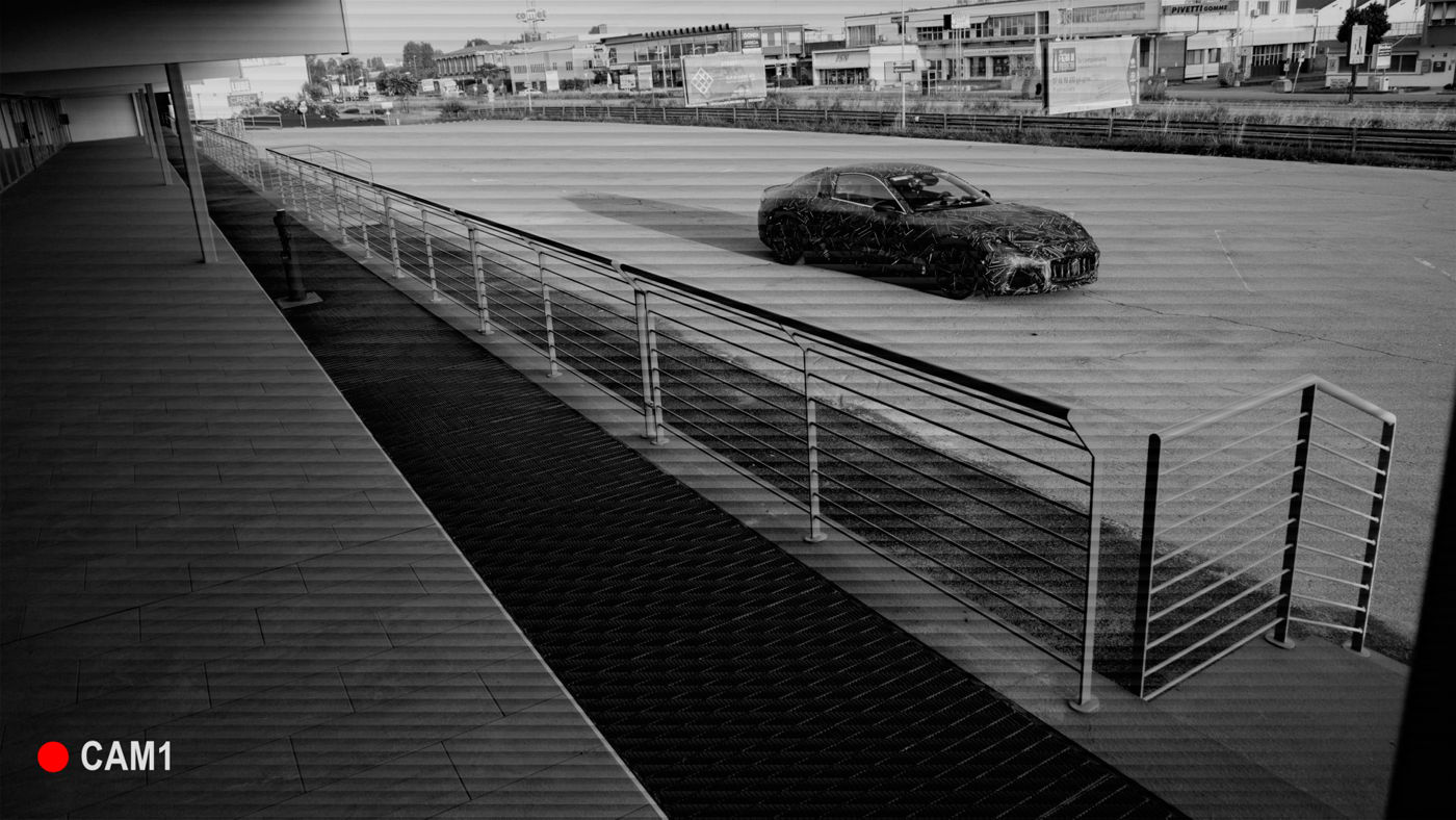 Neuer Maserati GranTurismo: Erster Prototyp in Modena unterwegs