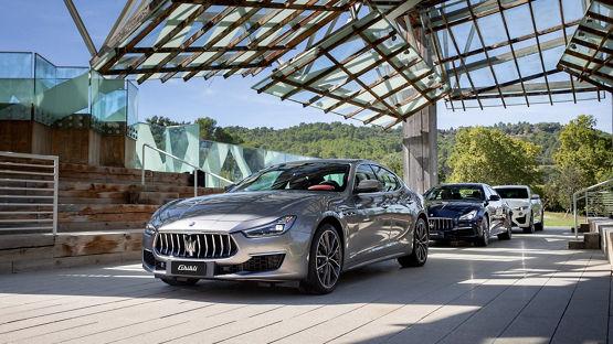 MY19 Maserati Range Driving Experience