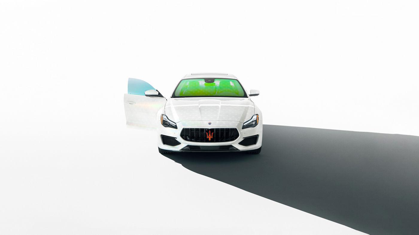 Maserati Fuoriserie Unica Ghibli