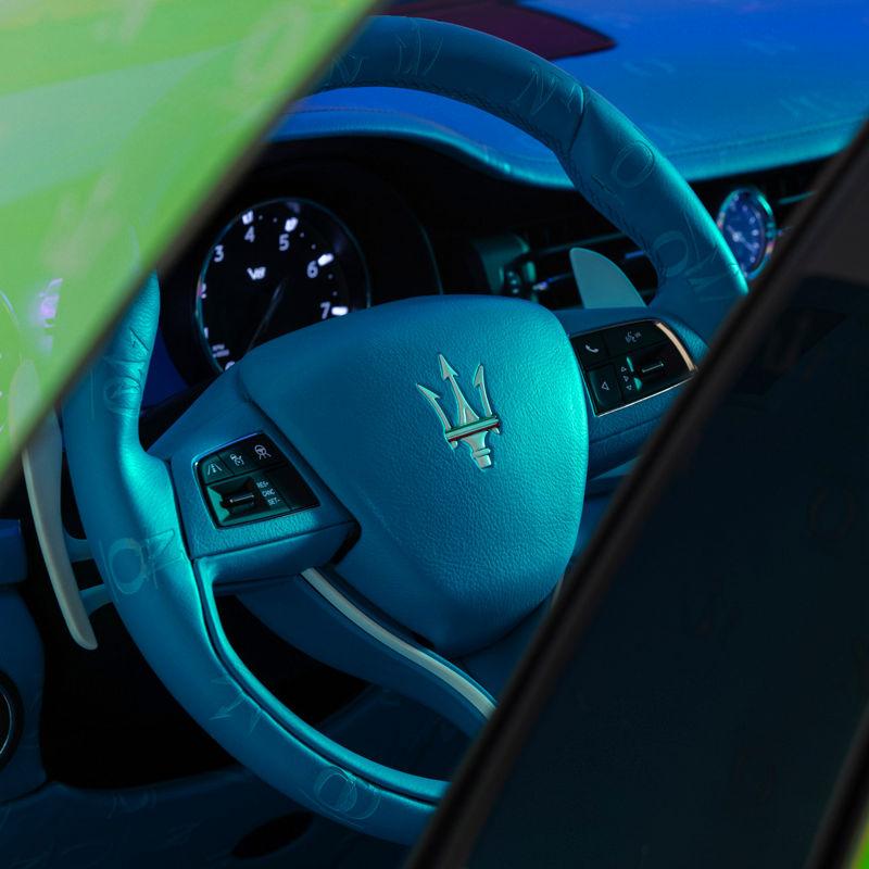 Maserati Fuoriserie Unica: Lenkrad