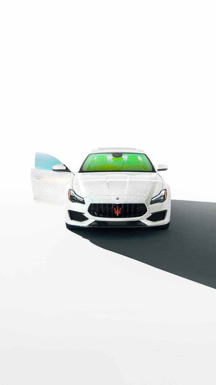 Maserati Fuoriserie Unica Quattroporte