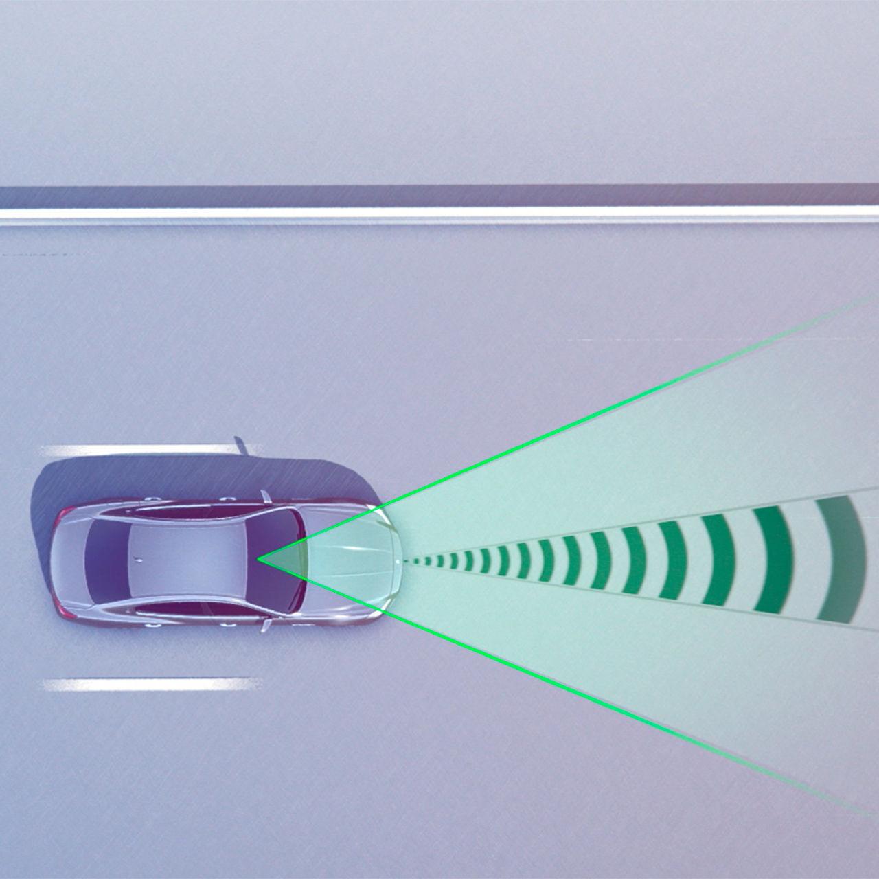 Maserati Highway Assist System