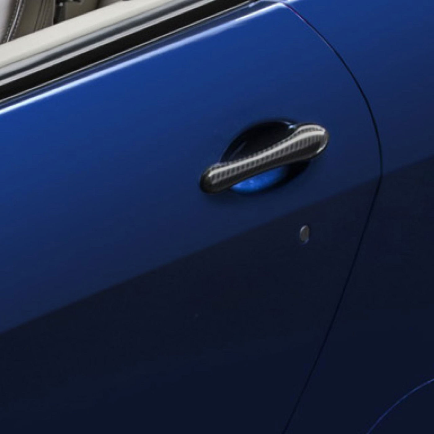 Maserati accessories and customisation -  Door handles Maserati GranCabrio
