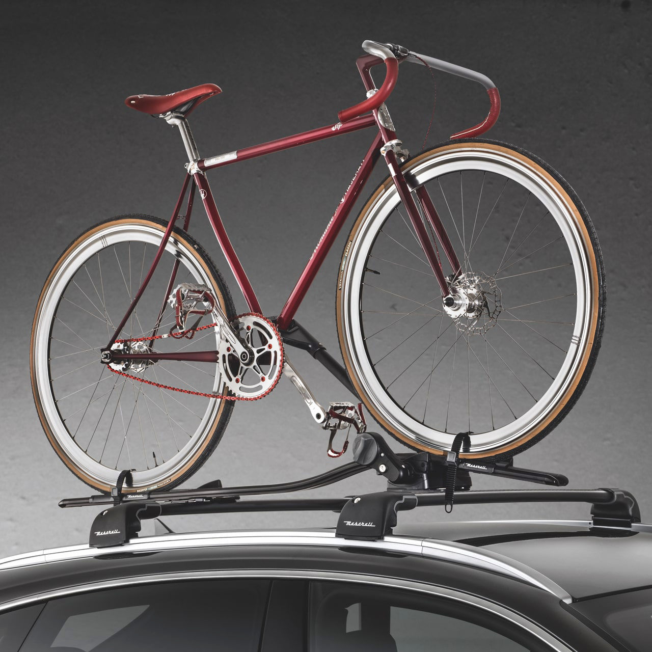 Maserati accessories and customisation -  Bike carrier Maserati Levnate
