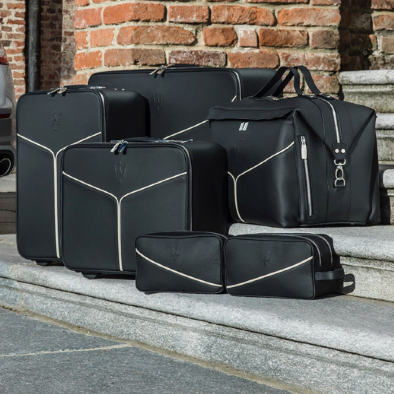 Maserati accessories and customisation -  Suitcases and bags Maserati Quattroporte