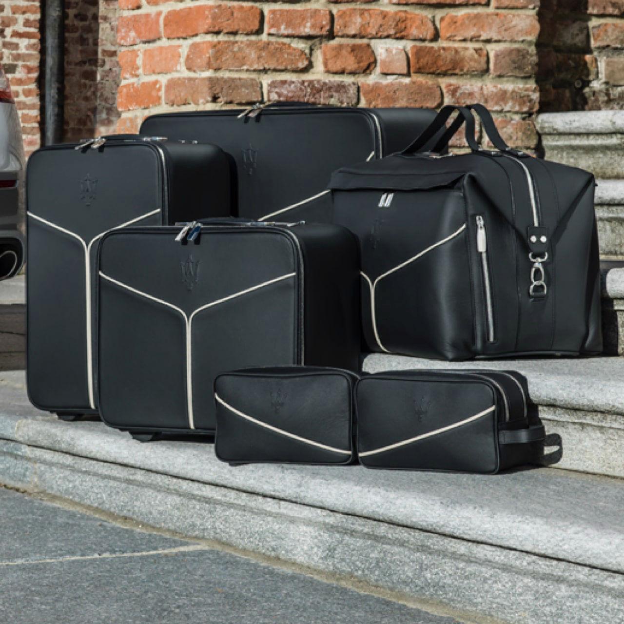 Maserati accessories and customisation -  Suitcases and bags Maserati Quattroporte