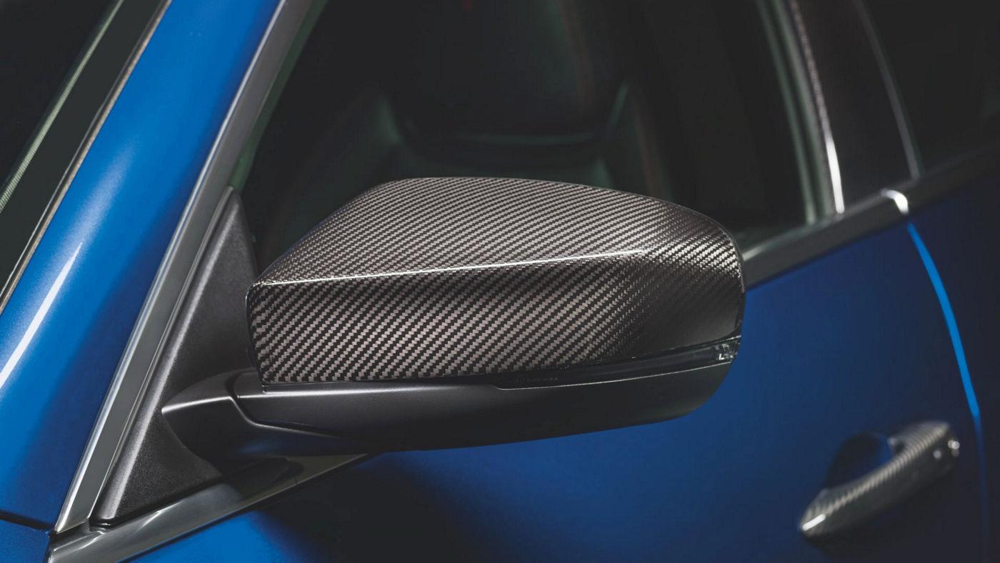 Maserati Sportzubehör: Exterieur-Paket, Seitenspiegel