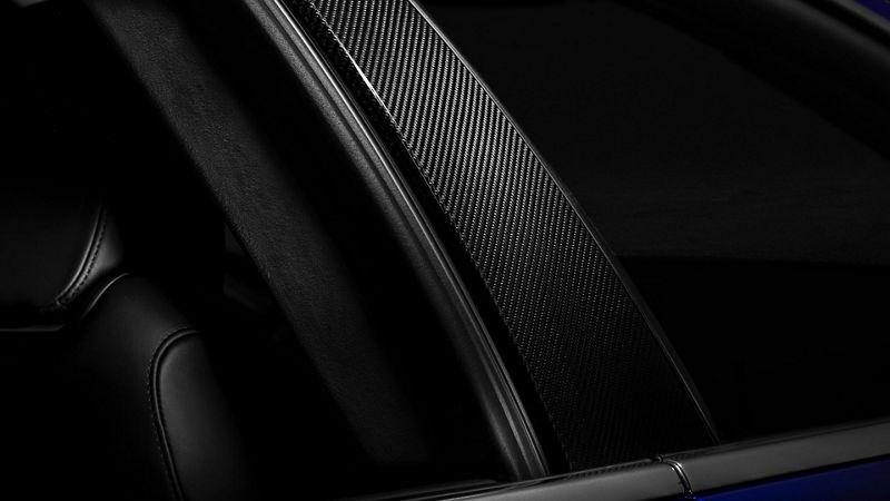 Maserati Ghibli accessories - exterior detail