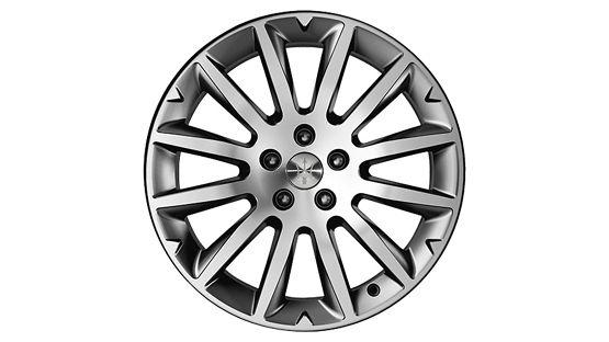 Maserati Ghibli rims - Vulcano