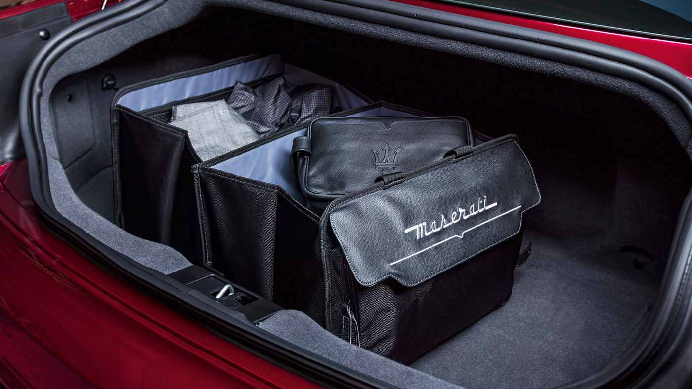 GranTurismo Accessories - Luggage Compartment Foldable Box