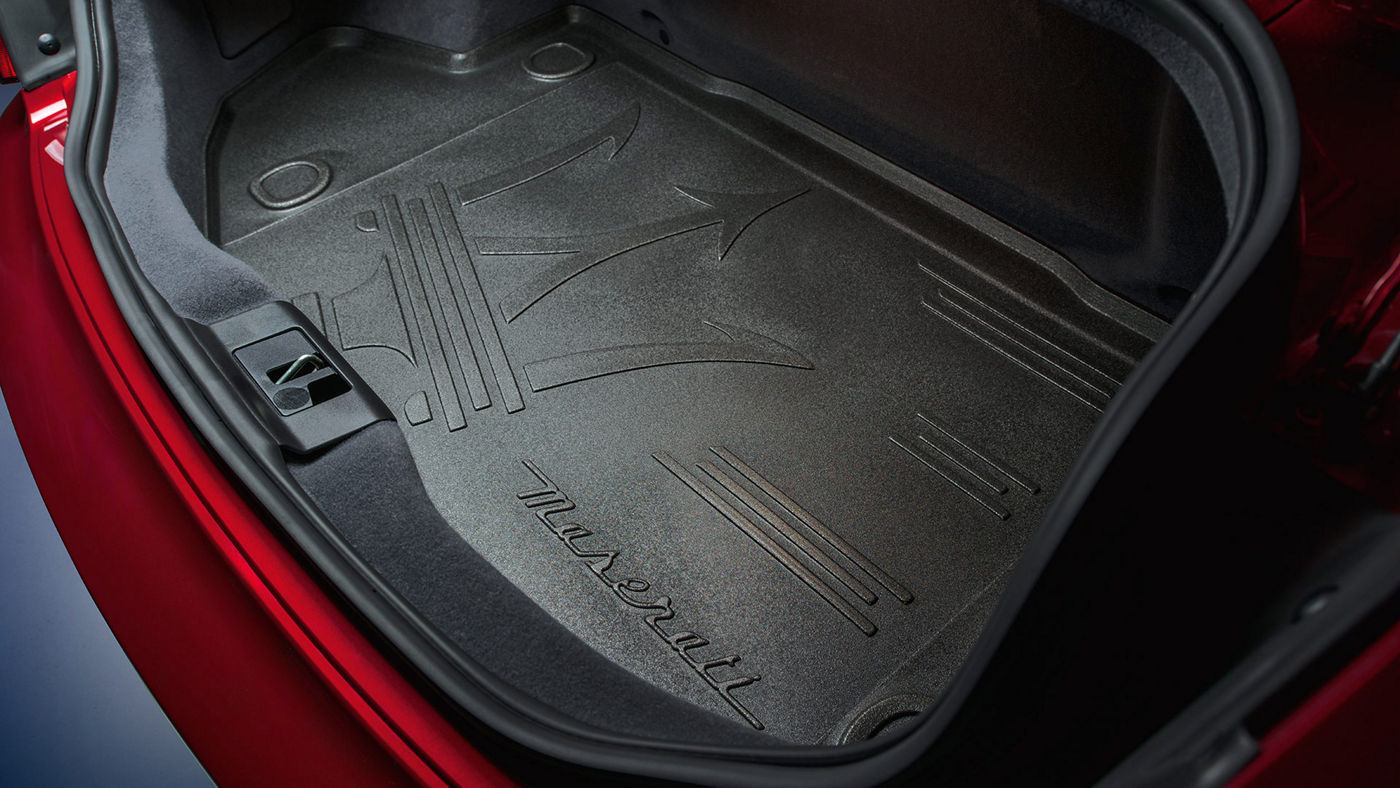 GranTurismo Accessories - Luggage Compartment Mat