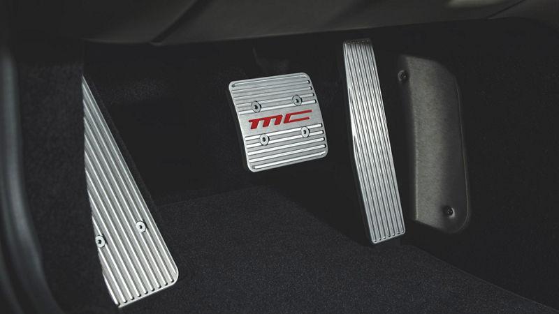 Maserati GranTurismo accessories - MC brake pedal