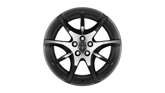 Maserati GranTurismo and GranCabrio rims - Astro Shiny Antracite